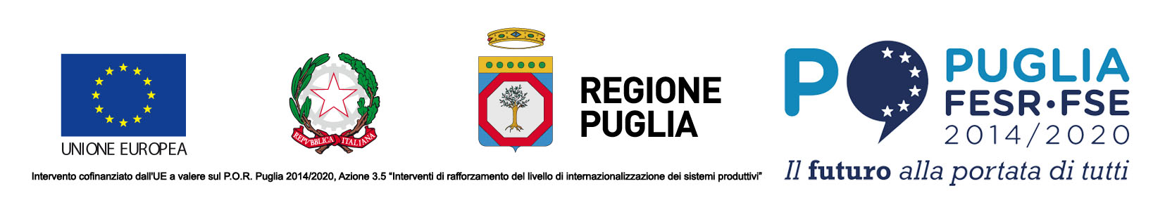 loghi PO Puglia